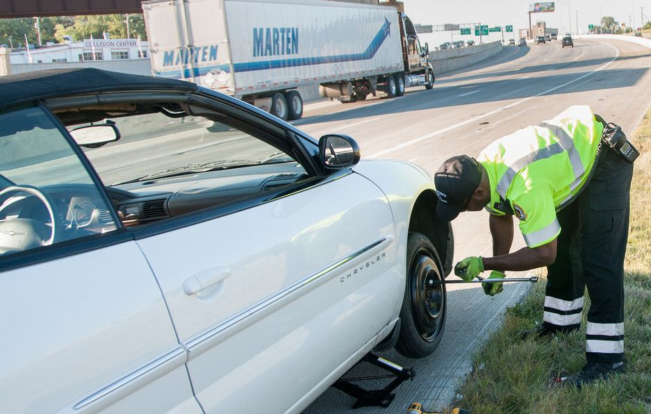Kansas Motorist Assist Photo